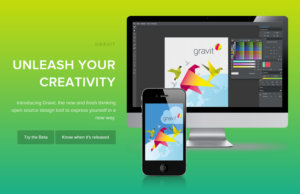 Gravit – Open Source Design Tool to Express Yourself