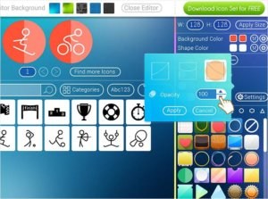 Create Free and Trendy Icon Sets with FreeIconMaker