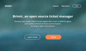 Brimir – An Open Source Ticket Manager