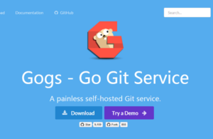 Gogs – An Open Source Self-Hosted Git Service