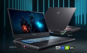 Powerful EON17-X and NS-17 Laptops Powered by 11th Gen Intel Core and GeForce RTX 30 Series Now Available
