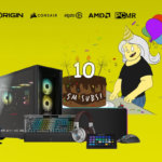 Enter our MILLENNIUM Prize Pack PCMR Birthday Giveaway!